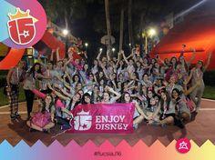 <3 Bienvenido el #fucsiaJ16 a #WaltDisneyWorld...se suma a la banda que copa #Disney - La de #enjoy15!!! <3