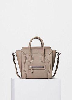 fd9186a9050f CELINE Nano Luggage  Designerhandbags Celine Purse