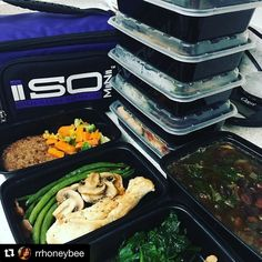 #Repost @rrhoneybee with @repostapp  Meal prep day did not just consist of soup  check out my cute Isobag Mini. Perfect for quick trips.  #fitness #fitnessmotivation #fitspo #fitspiration #mealprep #instadaily #picoftheday #healthyfood #healthy #healthyeating #fitnessfreak #fitspo #fitlife #fitgirl #isolatorfitness #isobag #flex #gains #gym