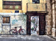 Street art, Valencia, España