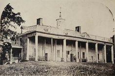 Mount Vernon circa 1860.