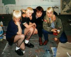 vintage everyday: Snapshots of Teenagers in the 1980s