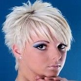 Image result for Short Edgy Hairstyles For Women