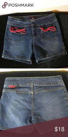 Sale!! Polo Jean Shorts-12 Juniors Cute Polo Shorts-Size 12 Juniors Polo by Ralph Lauren Shorts Jean Shorts