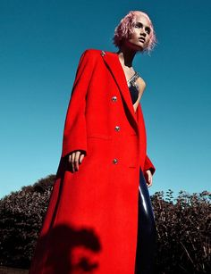 Issue 23 Schon Magazine - Stylist Beau Barela - Photographer Jack Waterlot