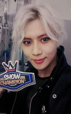 Not gonna lie, but Taemin looks like a serial killer. Just saying. I still love him though