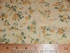 """NEW Unwashed Thin Cotton/Rayon? Fabric 2 Yards 28"""" 60"""" Wide FLORALS - cotton/rayon, fabric, florals, Thin, Unwashed, wide, yards"""