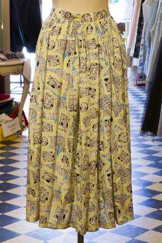 Cabaret Vintage - Ladies Vintage Cyan Green Pattern Skirt, $125.00 (http://www.cabaretvintage.com/vintage-skirts/ladies-vintage-cyan-green-pattern-skirt/)  #vintageskirt  #vintage #dressvintage #shopping #vintagestore #vintagefashion #ilovevintage #vintagelove #vintagegirl #vintageshopping #vintageclothing #vintagefinds #vintagelover #vintagelook #followme #skirtoftheday #ootd #shopitrightnow #instastyle #torontovintage #toronto #queenwest #cabaretvintage