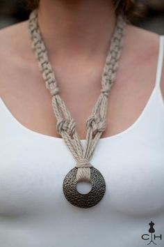 Knot the Day Away with Macrame Jewelry Patterns                                                                                                                                                                                 More