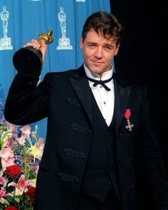 Russell Crowe for GLADIATOR in 2005---he was great! | Oscar winners