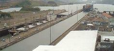 Panama canal 2 videos