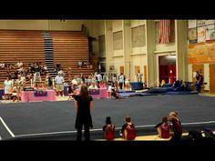 Level 5 USAG Gymnastics Floor Routine