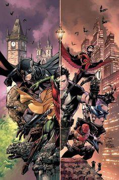A DC Comics acabou de lançar a sua lista completa de solicitações para o mês de Outubro de 2015. Como bem podemos ver, a linha DCYOU continua a pleno vapor, e marcam presença as capas variantes inspiradas em monstros para o Halloween. Confira: Dentre as principais revistas que serão lançadas em Outubro nas bancas estadunidenses …