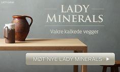Lady Minerals. | Nyhet | Avenyen