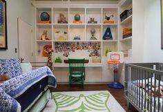 Great Wall Unit Jocelyn's Multi-Purpose Nursery for Kids & Adults Alike — Nursery Tour