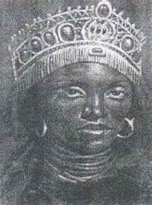 Queen Makeda..Queen of Sheba that the bible speaks about....