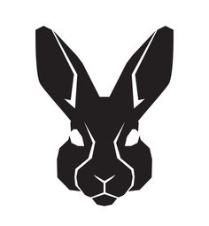wild rabbit logo - Google Search Bunny Tattoos, Rabbit Tattoos, White Rabbit Tattoo, Rabbit Drawing, Rabbit Art, Wild Rabbit, Jack Rabbit, Logo Google, Logo Rabbit