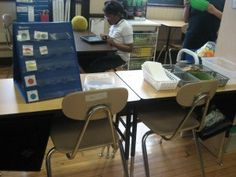 autistic classroom set up and organization