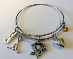A personal favorite from my Etsy shop https://www.etsy.com/listing/273887524/handcrafted-nhl-pittsburgh-penguins