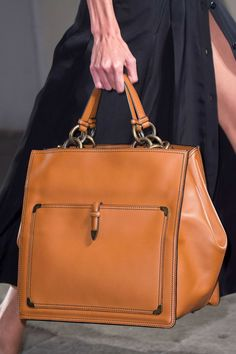 A bag from Boss spring 2017. Photo: Imaxtree.