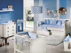Decoracion de cuartos pequeños para niños recien nacidos - Como decorar cuarto de bebe - YouTube