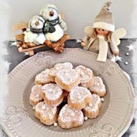 Christmas Cookies, Tea Time, French Toast, Sweets, Baking, Breakfast, Handmade Ideas, Pastries, Origami