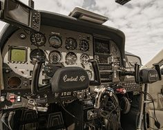Ready For Takeoff Photograph - The cockpit of a Cessna 177 RG.  Log onto http://gallery.andycrawford.photography for more fine-art prints for sale.