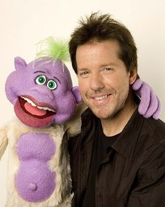 Jeff Dunham and Peanut. Seriously funny guy