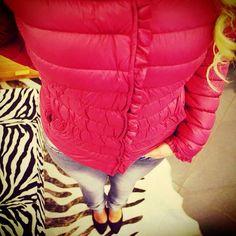 Notre doudoune légère Canterbury, collection Derhy AH14 (repost from @detailsfashion - IG) http://www.derhy.com/parka-canterbury-W480019.html  #derhy #coat #autumn #winteriscoming #fashion #turin #paris #frills