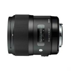 Sigma 35mm f/1.4 DG HSM Objektiv für Nikon Objektivbajonett