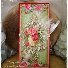 Nasz gość - Marlena i jej 2 romantyczne czekoladowniki dla Babci Larp, Decoupage, Decorative Boxes, Shabby Chic, Scrapbooking, Style Blog, Crafts, Instagram, Home Decor