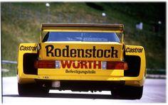 – Extreme or Aeroheck. Bmw E21, Bmw Alpina, Porsche 935, Bmw Classic, Sports Car Racing, Wide Body, Bmw 3 Series, Fast Cars, Chevrolet Logo