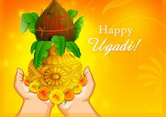Happy Ugadi Wishes, Ugadi Messages, Wishes and Quotes in English, Tamil and Telugu here. இனிய உகாதி, హ్యాపీ ఉగాది is going to held on April 8.