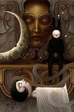 Surrealism and Visionary art: June 2012
