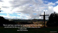 Love - 1 John 4:10