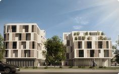 Housing in Viareggio - Complex