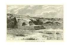size: Giclee Print: Franco-Prussian War: View of the Camp Pe Conlie Near Mans 1870 : Nicholas Nickleby, Tropical Art, Illustration Artists, Art Reproductions, Photographic Prints, Find Art, Giclee Print, Vintage World Maps, Fine Art Prints