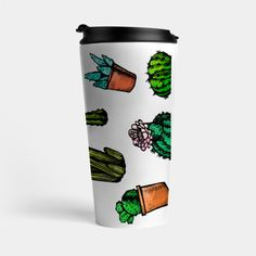 Cant Touch This, Crazy Plant Lady, Not a Hugger, Cactus Tee, Succulent - Funny Cactus - Mug | TeePublic