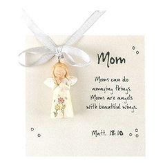 Moms can do Amazing Things Matthew 18:10. Decorative Sign... https://www.amazon.com/dp/B07662TTM4/ref=cm_sw_r_pi_dp_x_RrghAbGXADHQE