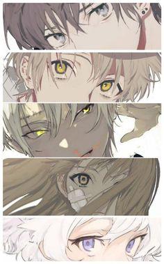 ligton (@ligton1225) / Twitter Anime Drawings Sketches, Anime Sketch, Manga Drawing, Manga Art, Art Drawings, Anime Art, Hipster Drawings, Drawing Faces, Pencil Drawings