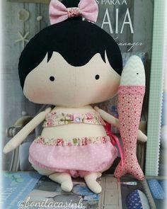 Tiny Tilda Sweetheart Doll