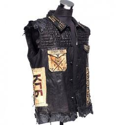 Dust & Beau Korrupt Collab Vest : Delicious Boutique