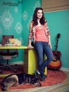 Felicia Day Talks 'Dr. Horrible' - Hollywood Reporter (10/9/12)