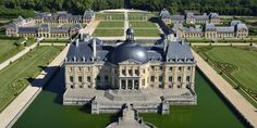 Feuilleton : Vaux-le-Vicomte un bijou de château