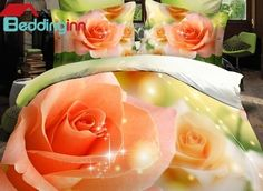 Fancy Orange Roses Print 4 Pieces Polyester 3D Bedding Sets Buy link>>>http://urlend.com/bY7Zraj  Live a better life, start with Beddinginn http://www.beddinginn.com/product/High-Quality-Fancy-Orange-Roses-Print-4-Pieces-Polyester-3d-Bedding-Sets-10942443.html