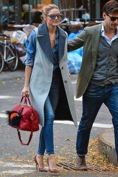Top looks. Del cumpleaños de Kendall Jenner al 'street style' de Olivia Palermo © Gtres Online/ Cordon Press/ Getty Images
