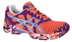Asics Gel-noosa Tri 7. Triathlon Running woman shoes. can't wait....:)