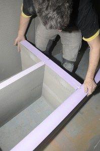 Nouveaux produits bâtiments : JACKON  Une salle de bains design et personnalisée  La rénovation facilitée avec des panneaux de construction multifonctions