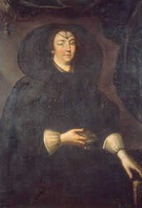 Olimpia Maidalchini - sister-in-law to Pope Innocent X; she is purported to have great influence over the Pope and to have used that influence for her personal gain. She is sometimes referred to as the lady pope.