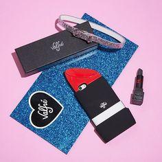 Lipstick  IPhone Case & Stardust Choker.  Valfre.com  Photo @kombucci